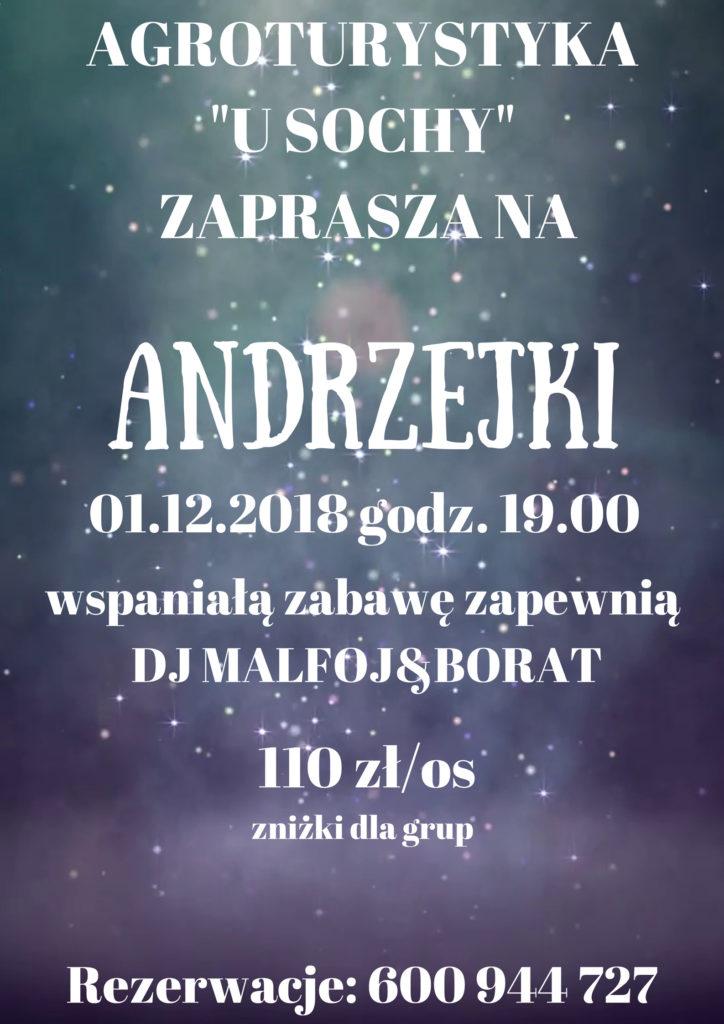 AGROTURYSTYKA _U SOCHY_ ZAPRASZA NA